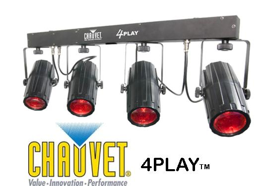 Chauvet 4-Play